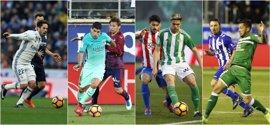 El título de Liga se decidirá el domingo 21 a las 20.00 horas y el descenso, el sábado a las 17.00
