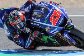Viñales, el más rápido en el test de Jerez tras el Gran Premio de España