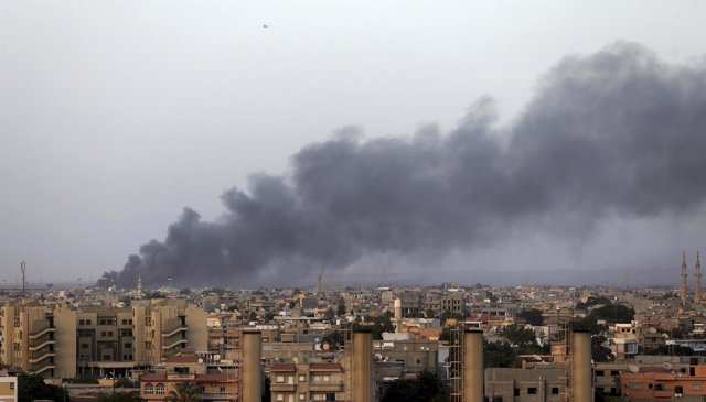 Ataque en Benghazi
