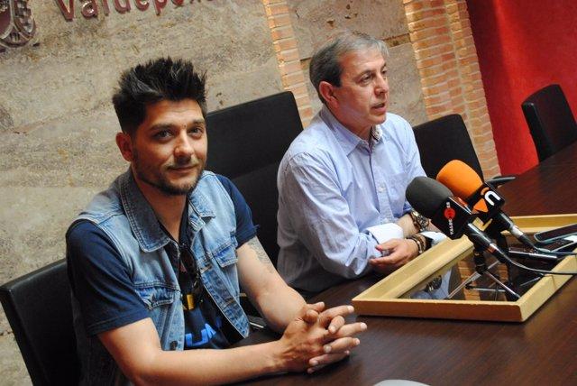 Diego Martín cantante
