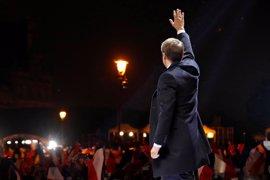 Merkel, Trump, May, Erdogan y Trudeau, los primeros contactos de Macron como presidente electo