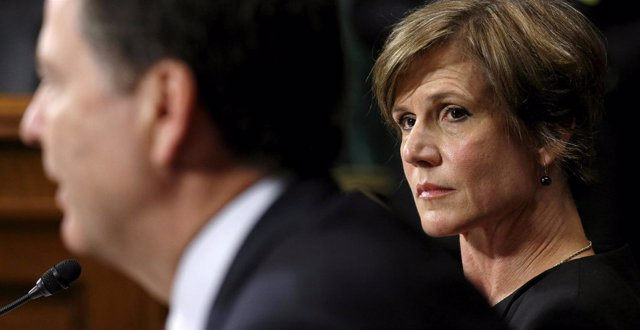 Fiscal general,  Sally Yates.