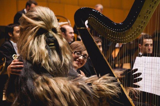 Imágenes de los conciertos anteriores de FSO.