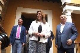 """Susana Díaz reclama una UE """"más fuerte que haga políticas pensando en los ciudadanos"""""""
