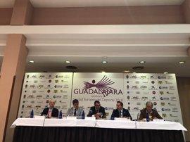 """El director de la Vuelta Ciclista da """"100% asegurado"""" que Guadalajara será Ciudad Europea del Deporte"""