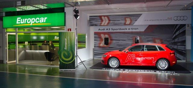 Audi A3 Sportback e-tron para Europcar