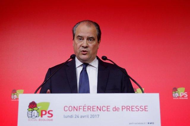 Jean-Christophe Cambadelis, primer secretario del Partido Socialista