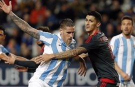 El 'Tucu' Hernández supera su lumbalgia y estará listo para Old Trafford