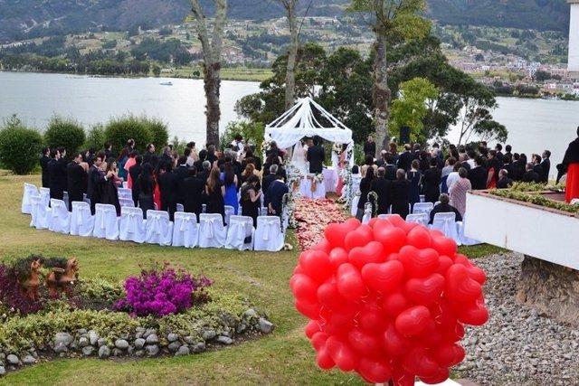 Celebración de una boda
