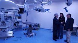 La Generalitat Valenciana invertirá 6,2 millones para el Centro de Investigación Príncipe Felipe