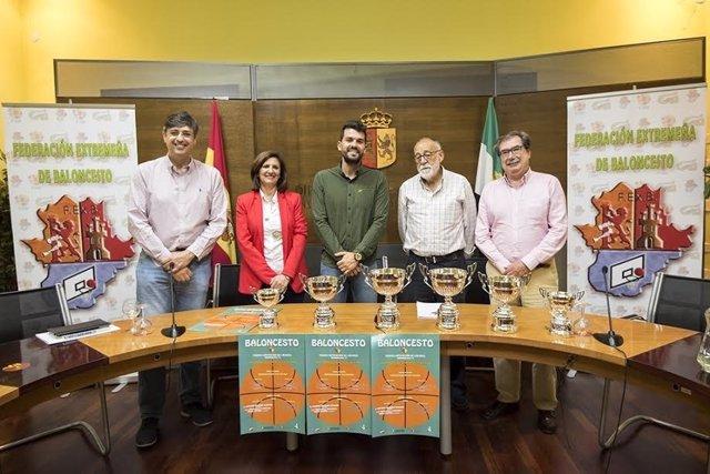 Trofeo Diputación de Baloncesto de Cáceres