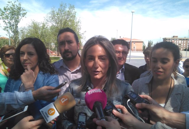 Alcaldesa de Toledo, Milagros Tolón