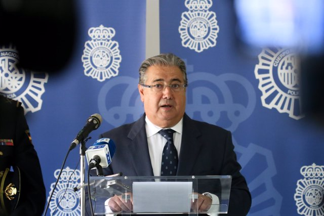 El ministro del Interior, Juan Ignacio Zoido