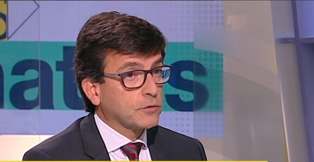 El ministro andorrano Jordi Cinca
