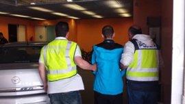 Cinco detenidos por dos asaltos a punta de pistola a restaurantes de Alicante y Sax