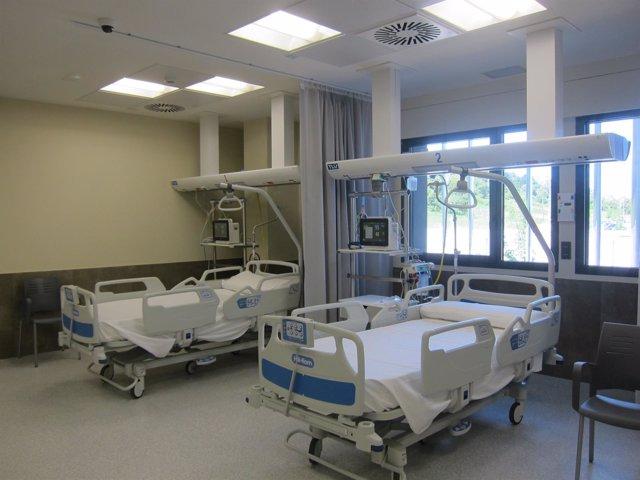 Servicio de Urgencias del Hospital de Urduliz