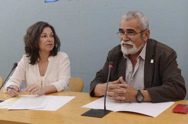 Diputación y Colegio de Veterinarios