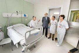 El CHN acondiciona dos habitaciones para el tratamiento del cáncer de tiroides