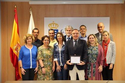 Premian a Sanidad por implantar el Catálogo de Pruebas Diagnósticas Accesibles en Atención Primaria