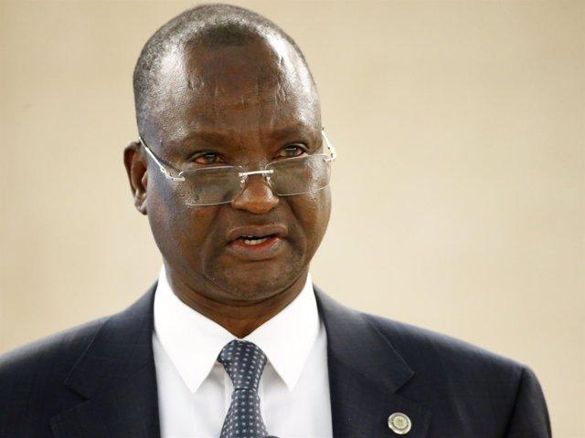 Taban Deng Gai, vicepresidente de Sudán del Sur