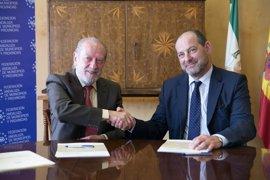 La FAMP y Claner fomentarán las energías limpias y la eficiencia energética en los municipios andaluces