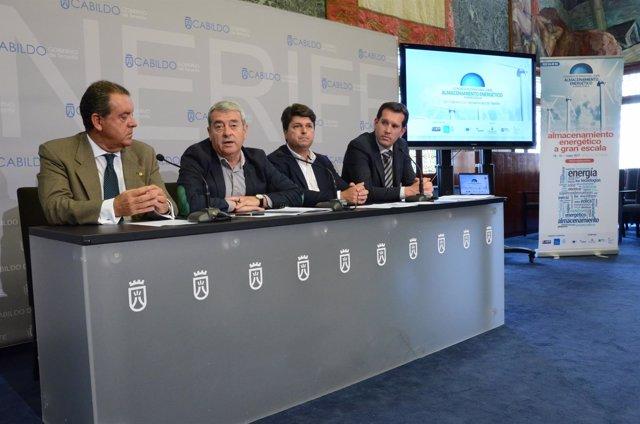 Nota De Prensa Y Fotografías: Innovación Congreso Almacenamiento Energía