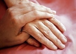 Demencia, dependencia, vejez