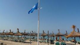 Cala Estància y Can Pere Antoni obtienen la Bandera Azul