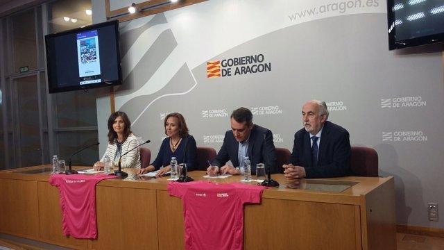 Mayte Pérez ha presentado hoy el programa 'Juega en valores'