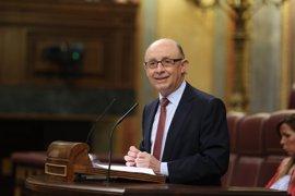 Montoro insiste en la importancia de que todas las formaciones políticas canarias aprueben los Presupuestos del Estado