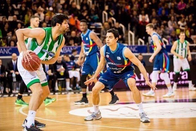 MoraBanc Andorra - Real Betis
