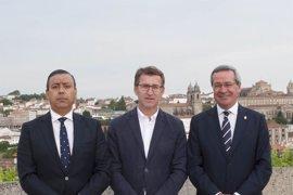 Los dentistas destacan a Núñez Feijóo la necesidad de regular la publicidad sanitaria y piden una normativa en su CCAA