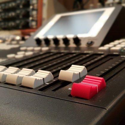Los profesionales del audiovisual parpadean menos
