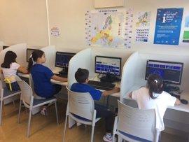 Los Centros Guadalinfo de Córdoba celebran el Día de Europa con actividades educativas, lúdicas y creativas