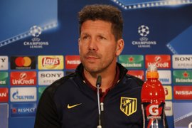 """Simeone: """"Hay que encontrar el equilibrio entre lo emocional y lo futbolístico"""""""