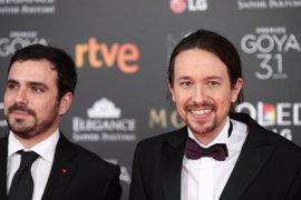 Los votantes de Unidos Podemos ponen mejor nota a Alberto Garzón que a Pablo Iglesias, según el CIS