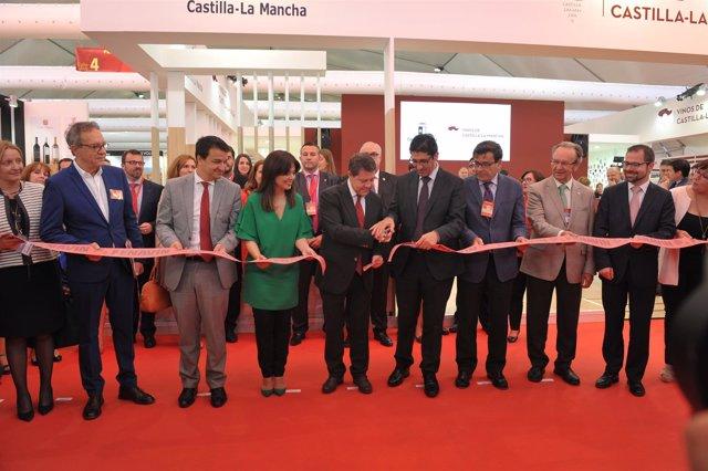 Inauguración Fenavin