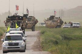 Trump aprueba el envío de armas a los milicianos kurdos en Siria