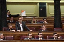 PDeCAT pregunta mañana Rajoy por el referéndum catalán y quiere una votación en el Pleno del Congreso