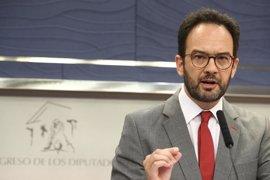Hernando suspende la reunión semanal del Grupo Socialista hasta después de las primarias del PSOE
