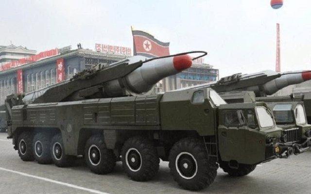 Misil de alcance intermedio Musudan