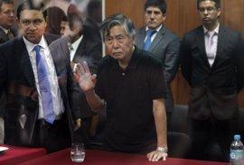 Una comisión del Congreso archiva el proyecto para permitiría a Alberto Fujimori concluir su condena en casa