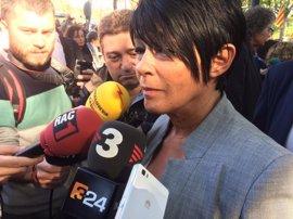 """EH Bildu no comparte el ataque a la sede de PNV, pero ve """"desmesurada"""" la reacción del Gobierno vasco"""