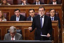 Rajoy defiende a Moix y acusa a Iglesias de querer controlar a jueces y fiscales