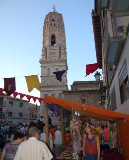 Feria Mudéjar en Utebo