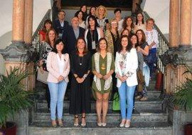 Diputación participa en un encuentro de responsables de igualdad