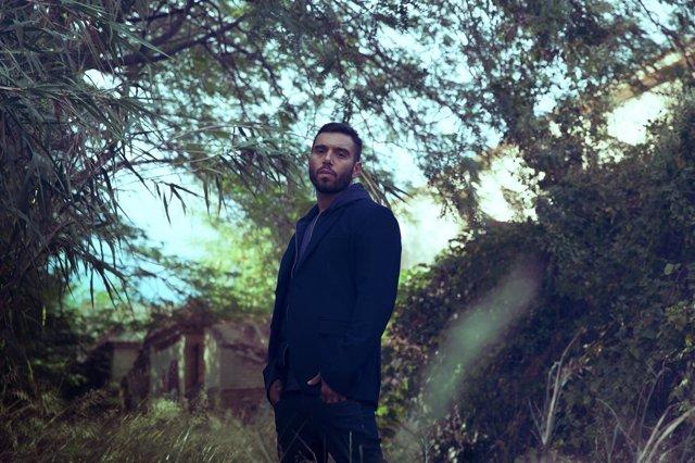 El rapero y poeta Sharif
