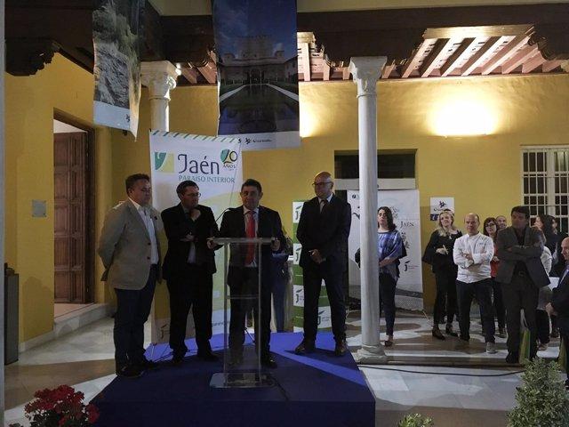 Jornada de promoción turística en Granada
