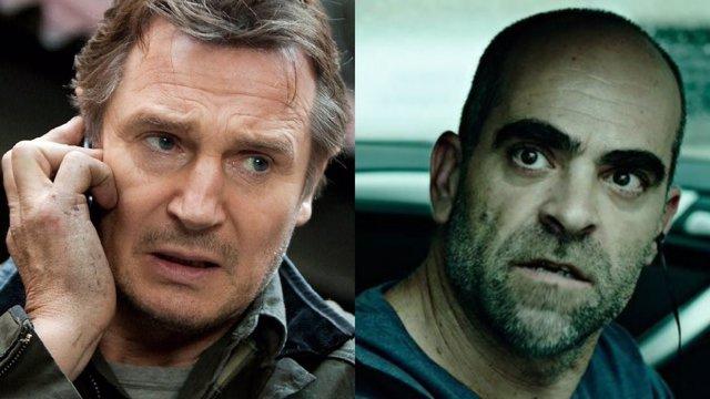 Liam Neeson Y Tosar