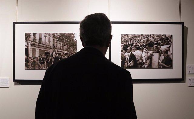 Exposición 'Manolete. El hombre. El mito'